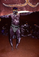 Images from the Book Journey Through Colour and Time - Rare Aboriginal Ceremony in Central Australia, Northern Territory