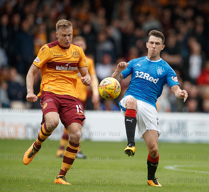 Andy Rose and Ryan Jack