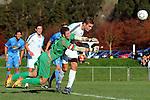 Premier League Nelson Suburbs v Coastal Spirit. Saxton Field, Nelson, New Zealand. Sunday 18 May 2014. Photo: Chris Symes/www.shuttersport.co.nz
