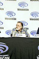 Mary Kline at Wondercon in Anaheim Ca. March 31, 2019