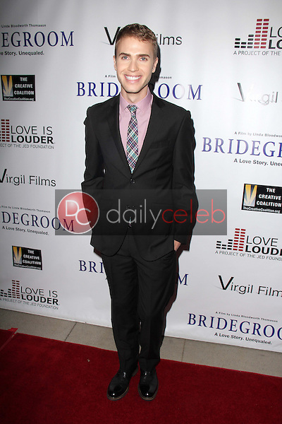 """Shane Bitney Crone<br /> at the """"Bridegroom"""" Los Angeles Special Screening, Academy of Motion Picture Arts and Sciences, Beverly Hills, CA 10-15-13<br /> David Edwards/Dailyceleb.com 818-249-4998"""