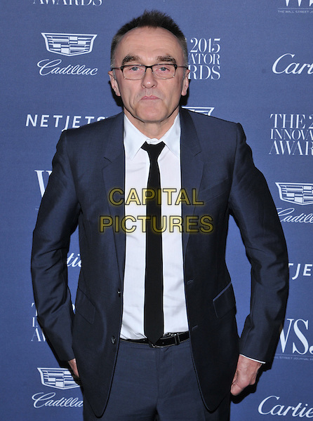 New York,NY-November 4: Danny Boyle attend the WSJ. Magazine 2015 Innovator Awards at the Museum of Modern Art on November 4, 2015 in New York City. <br /> CAP/MPI/STV<br /> &copy;STV/MPI/Capital Pictures