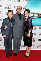 """LOS ANGELES - NOV 9:  Dimiter Marinov, Family at the AFI FEST 2018 - """"Green Book"""" at the TCL Chinese Theater IMAX on November 9, 2018 in Los Angeles, CA"""