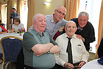 Mick Griffin, Raymo Smith, David Leddy and Owen Lynch at the Annual Summer Party in Drogheda Community Services Centre...(Photo credit should read Jenny Matthews www.newsfile.ie)....This Picture has been sent you under the conditions enclosed by:.Newsfile Ltd..The Studio,.Millmount Abbey,.Drogheda,.Co Meath..Ireland..Tel: +353(0)41-9871240.Fax: +353(0)41-9871260.GSM: +353(0)86-2500958.email: pictures@newsfile.ie.www.newsfile.ie.