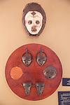 African Masks, Kura Hulunda Museum
