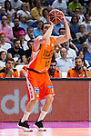 Valencia Basket's Rafa Martinez during the first match of the Semi Finals of Liga Endesa Playoff at Barclaycard Center in Madrid. June 02. 2016. (ALTERPHOTOS/Borja B.Hojas)