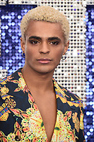 "LONDON, UK. May 20, 2019: Layton Williams arriving for the ""Rocketman"" UK premiere in Leicester Square, London.<br /> Picture: Steve Vas/Featureflash"