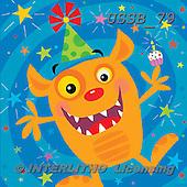 Sarah, CHILDREN BOOKS, BIRTHDAY, GEBURTSTAG, CUMPLEAÑOS, paintings+++++BDmonster-13-A,USSB79,#BI# ,monsters ,everyday ,everyday