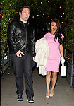 April 5th 2012...Tila Tequila leaving STK restaurant in Los Angeles fresh out of rehab wearing a pink dress...AbilityFilms@yahoo.com.805 427 3519 .www.AbilityFilms.com