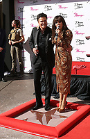 OCT 04 Donny and Marie get a Star at Flamingo Las Vegas