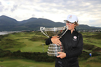 Emily Toy (ENG) winner of the Women's Amateur Championship at Royal County Down Golf Club in Newcastle Co. Down on Saturday 15th June 2019.<br /> Picture:  Thos Caffrey / www.golffile.ie