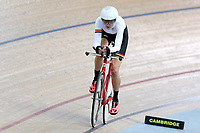 Erin Gray of Waikato BOP competes in the Masters Women 3 2000m at the Age Group Track National Championships, Avantidrome, Home of Cycling, Cambridge, New Zealand, Thurssday, March 16, 2017. Mandatory Credit: © Dianne Manson/CyclingNZ  **NO ARCHIVING**