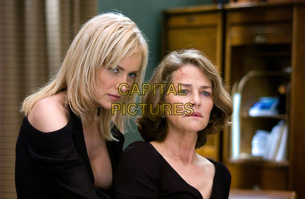 Basic Instinct 2 (2006) <br /> Sharon Stone, Charlotte Rampling <br /> *Filmstill - Editorial Use Only*<br /> CAP/AWF<br /> Supplied by Capital Pictures