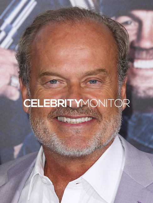 HOLLYWOOD, LOS ANGELES, CA, USA - AUGUST 11: Kelsey Grammer at the Los Angeles Premiere Of Lionsgate Films' 'The Expendables 3' held at the TCL Chinese Theatre on August 11, 2014 in Hollywood, Los Angeles, California, United States. (Photo by Xavier Collin/Celebrity Monitor)
