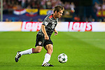Bayern Munich's player Philipp Lahm during match of UEFA Champions League at Vicente Calderon Stadium in Madrid. September 28, Spain. 2016. (ALTERPHOTOS/BorjaB.Hojas)