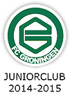 JUNIORCLUB 2014 - 2015