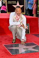 LOS ANGELES, USA. September 24, 2019: Terrence Howard at Hollywood Walk of Fame Star Ceremony for actor Terrence Howard.<br /> Picture: Paul Smith/Featureflash