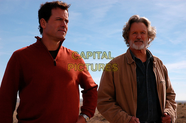 GREG KINNEAR & KRIS KRISTOFFERSON.in Fast Food Nation.*Editorial Use Only*.www.capitalpictures.com.sales@capitalpictures.com.Supplied by Capital Pictures.