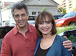 Valerie Harper - Grand Marshall with husband Tony Cacciotti<br /> attending the 2009 Capital Pride Parade.<br /> Washington, D.C.  June 13, 2009