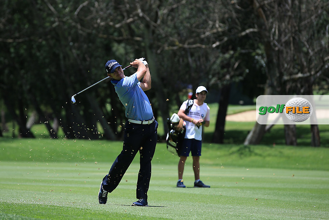 Louis De Jager (RSA) in action during Round Three of the 2016 BMW SA Open hosted by City of Ekurhuleni, played at the Glendower Golf Club, Gauteng, Johannesburg, South Africa.  09/01/2016. Picture: Golffile | David Lloyd<br /> <br /> All photos usage must carry mandatory copyright credit (&copy; Golffile | David Lloyd)