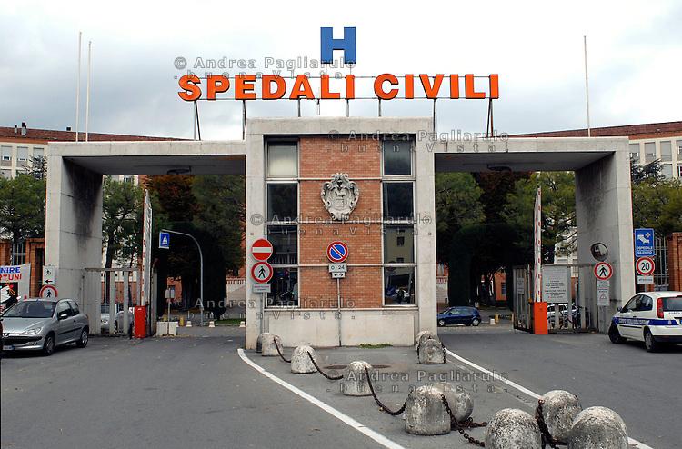 Brescia, Ospedali Civici.