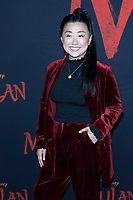"""LOS ANGELES - MAR 9:  Sherry Cola at the """"Mulan"""" Premiere at the Dolby Theater on March 9, 2020 in Los Angeles, CA"""