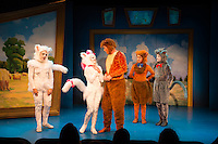 Disney's Aristocats presented by STAGES St. Louis at West Port Plaza Playhouse in St. Louis, Missouri on June 2, 2015.