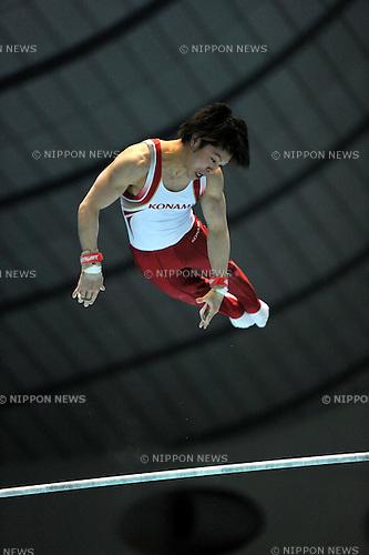 Kohei Uchimura (JPN), APRIL 24th, 2011 - Artistic gymnastics : The 65th All Japan Gymnastics Championship Individual All-Around , Men's Individual 2nd day at 1st Yoyogi Gymnasium, Tokyo, Japan. (Photo by Jun Tsukida/AFLO SPORT) [0003]...