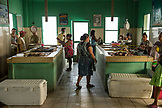 BELIZE, Punta Gorda, Toledo, guests staying at Belcampo Belize Lodge and Jungle Farm can go to the local market in Punta Gorda to get fresh vegetables, fruits and meats