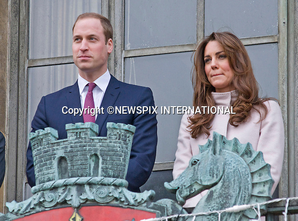 "PRINCE WILLIAM AND CATHERINE, DUCHESS OF CAMBRIDGE - MOODS.The Royal Couple were making their first official joint visit to Cambridgeshire as The Duke and Duchess of Cambridge. _28th November 2012.The Royal couple visited The Guidhall, Senate House at the University of Cambridge, Jimmy's and The Manor School..On the day of his wedding, The Queen conferred the Dukedom of Cambridge on Prince William. The Prince then became His Royal Highness The Duke of Cambridge and his wife, Miss Catherine Middleton, became Her Royal Highness The Duchess of Cambridge on marriage. .Mandatory credit photo:©NEWSPIX INTERNATIONAL..(Failure to credit will incur a surcharge of 100% of reproduction fees)..**ALL FEES PAYABLE TO: ""NEWSPIX  INTERNATIONAL""**..Newspix International, 31 Chinnery Hill, Bishop's Stortford, ENGLAND CM23 3PS.Tel:+441279 324672.Fax: +441279656877.Mobile:  07775681153.e-mail: info@newspixinternational.co.uk"