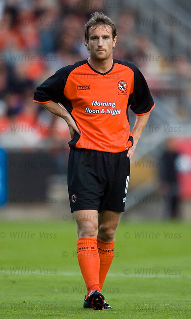 Grant Brebner, Dundee Utd.stock season 2005-2006.pic willie vass