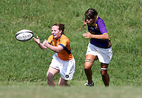 The University of Virginia Rugby team played James Madison University Sept, 10, 2011. (Credit Image: © Andrew Shurtleff)