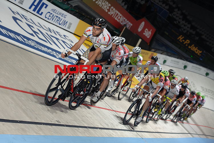 10.01.2014, &Ouml;VB Arena, Bremen, GER, Sixdays Bremen, im Bild Christian Grasmann (Team Schmidt + Koch #1)<br /> <br /> Foto &copy; nordphoto / Frisch