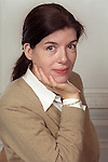 Claire Messud in 2001.