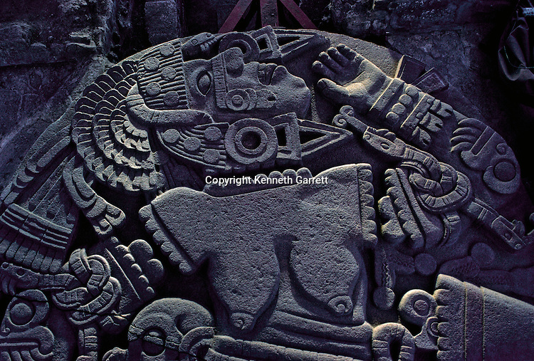 Americas; archaeology; Mexico; Templo Mayor; Great Temple of the Aztecs; Coyolxauqui.