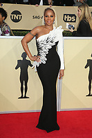 LOS ANGELES, CA - JANUARY 21: Mary J. Blige at The 24th Annual Screen Actors Guild Awards held at The Shrine Auditorium in Los Angeles, California on January 21, 2018. Credit: FSRetna/MediaPunch
