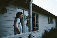 A Ghost Story (2017)<br /> Rooney Mara<br /> *Filmstill - Editorial Use Only*<br /> CAP/RFS<br /> Image supplied by Capital Pictures