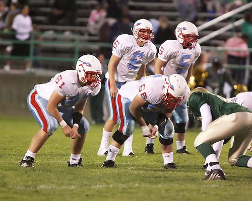 Saint Joseph's High School Varsity Football 2008.Saint Joseph's (10) vs. Washington (13)