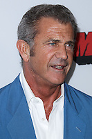 "LOS ANGELES, CA - OCTOBER 02: Actor Mel Gibson arrives at the Premiere Of Open Road Films' ""Machete Kills"" held at Regal Cinemas L.A. Live on October 2, 2013 in Los Angeles, California. (Photo by Xavier Collin/Celebrity Monitor)"