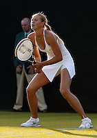 21-06-2004, London, tennis, Wimbledon, Sharapova