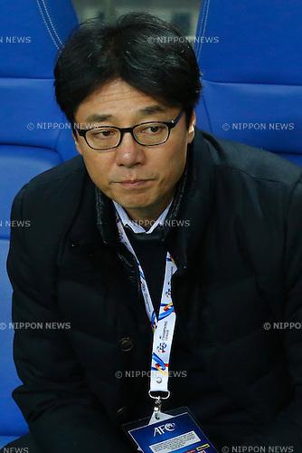Hwang Sun Hong (FC Seoul), FEBRUARY 28, 2017 - Football / Soccer : 2017 AFC Champions League Group F match between Urawa Reds 5-2 FC Seoul <br /> at Saitama Stadium 2002, Saitama, Japan. <br /> (Photo by Sho Tamura/AFLO SPORT)