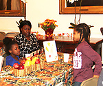 Hearts of Gold celebrates Thanksgiving for mothers and their children on November 17, 2017 at Church of Ascension in New York City, New York. (Photo by Sue Coflin/Max Photo)