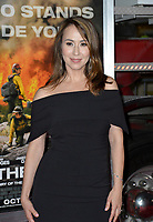 Lora Martinez Cunningham at the premiere for &quot;Only The Brave&quot; at the Regency Village Theatre, Westwood. Los Angeles, USA 08 October  2017<br /> Picture: Paul Smith/Featureflash/SilverHub 0208 004 5359 sales@silverhubmedia.com