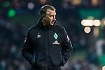 30.10.2019, wohninvest WESERSTADION, Bremen, GER, DFB-Pokal, 2. Runde, SV Werder Bremen vs 1. FC Heidenheim<br /> <br /> DFB REGULATIONS PROHIBIT ANY USE OF PHOTOGRAPHS AS IMAGE SEQUENCES AND/OR QUASI-VIDEO.<br /> <br /> im Bild<br /> Frank Baumann (Geschäftsführer Fußball Werder Bremen), <br /> <br /> Foto © nordphoto / Ewert