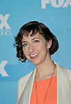 Kristen Schaal - The Last Man On Earth - FOX 2015 Programming Presentation on May 11, 2015 at Wolman Rink, Central Park, New York City, New York.  (Photos by Sue Coflin/Max Photos)