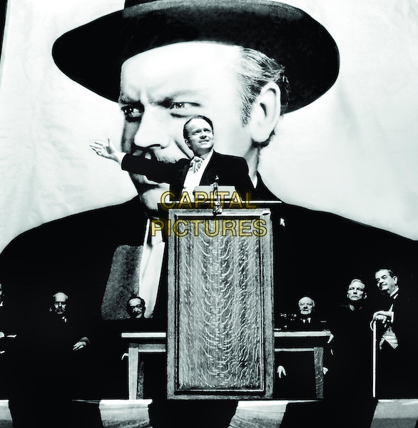 Orson Welles<br /> in Citizen Kane (1941) <br /> *Filmstill - Editorial Use Only*<br /> CAP/NFS<br /> Image supplied by Capital Pictures