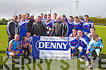 CHAMPIONS: The Shanakill Athletic team winners of the division 2A final at Mounthawk park, Tralee on Sunday.