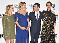 Lea Seydoux, Xavier Dolan and Marion Cotillard at the &quot;It's Only The End of The World&quot; 60th BFI London Film Festival special presentation screening, Odeon Leicester Square cinema, Leicester Square, London, England, UK, on Friday 14 October 2016.<br /> CAP/CAN<br /> &copy;CAN/Capital Pictures /MediaPunch ***NORTH AND SOUTH AMERICAS ONLY***