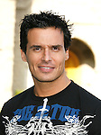 "Actor Antonio Sabato Jr. arrives at the Much Love Animal Rescue Presents The Second Annual ""Bow Wow WOW!"" at The Playboy Mansion on July 19, 2008 in Beverly Hills, California."