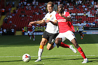 Charlton Athletic vs Hull City 22-08-15